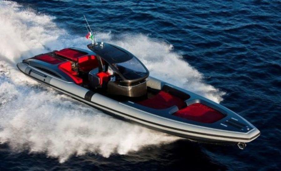 Photo of 46' Pirelli PZero 1400 Carbon Edition 2020