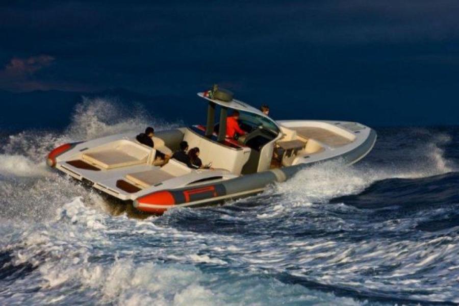 Photo of 46' Pirelli PZero 1400 Yacht Edition 2020