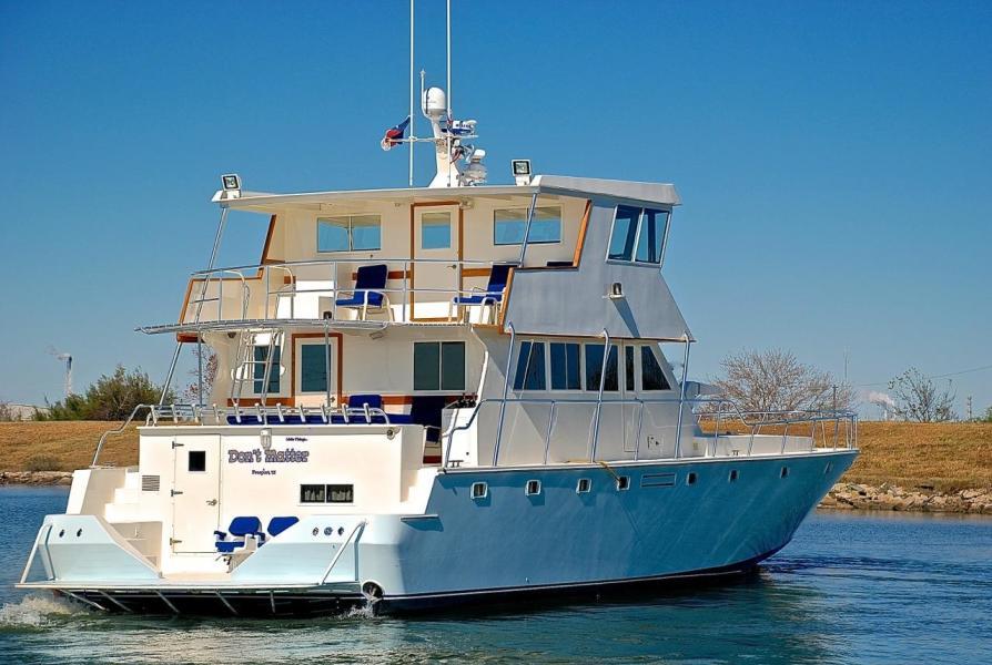 Starboard Aft Qtr Profile