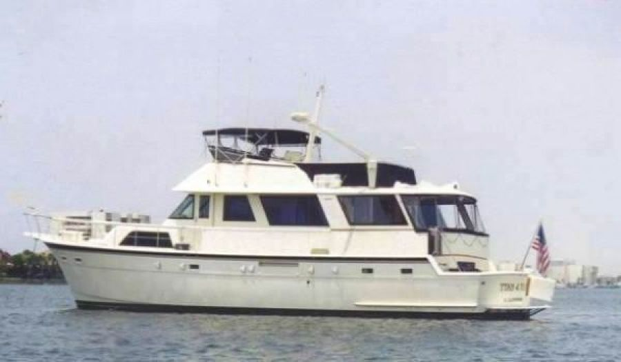 Photo of 61' Hatteras Cockpit Motor Yacht 1981