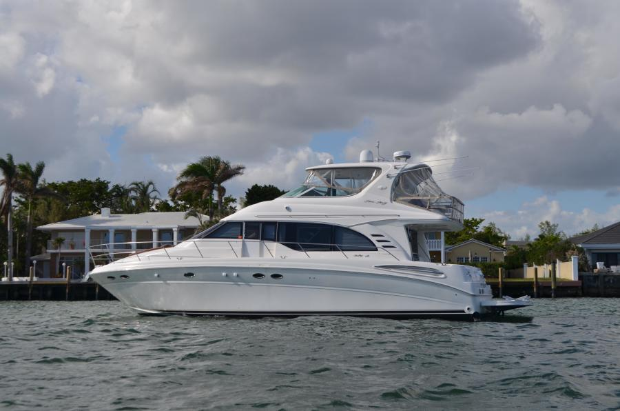 Sea Ray-CPMY 2001 -Miami-Florida-United States-192045-featured