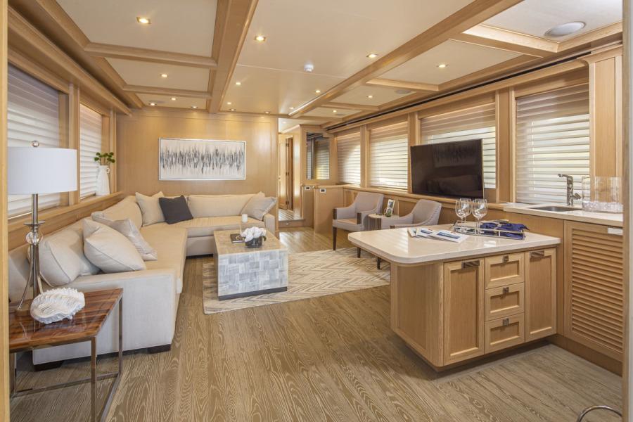 PARAGON COCKPIT yacht for sale