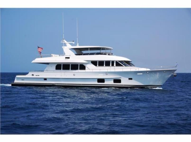 photo of 92' Paragon motor yacht 2015