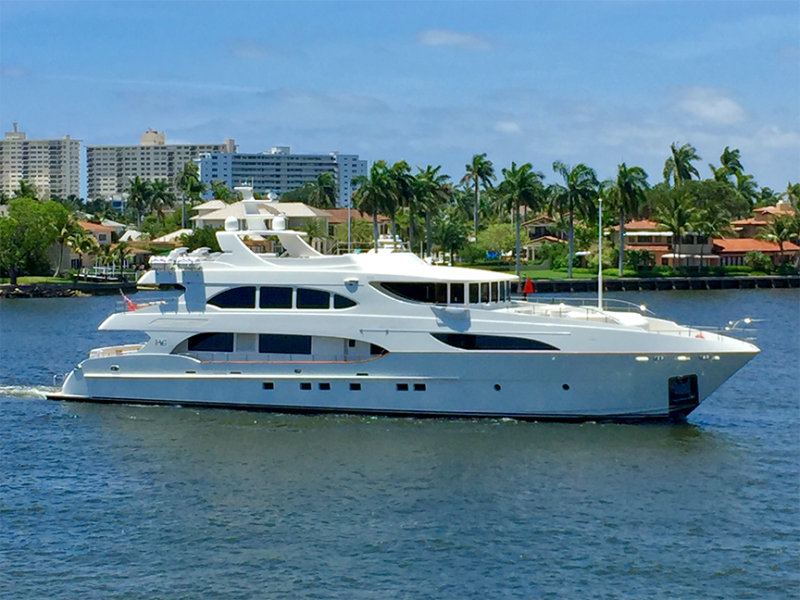 Photo of 127' IAG Motor Yacht 2010
