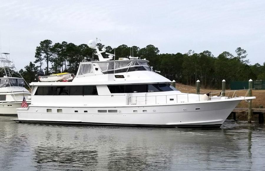 photo of 74' Hatteras Series 60 CPMY 1988