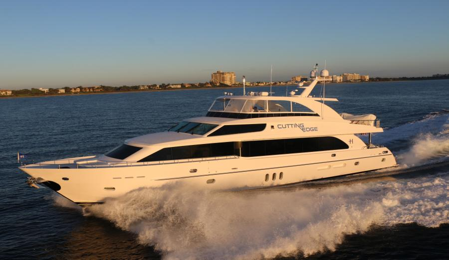 photo of 100' Hargrave Raised Pilothouse 2016