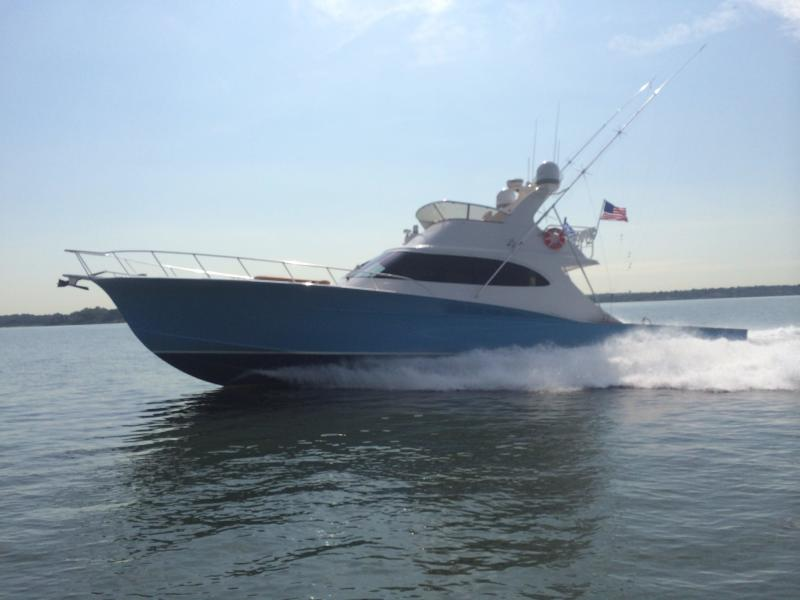 photo of 60' Custom Carolina 60 Sportfish 2012