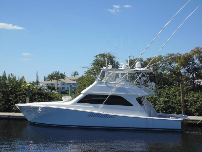 photo of 55' Viking 55 Convertible 2000