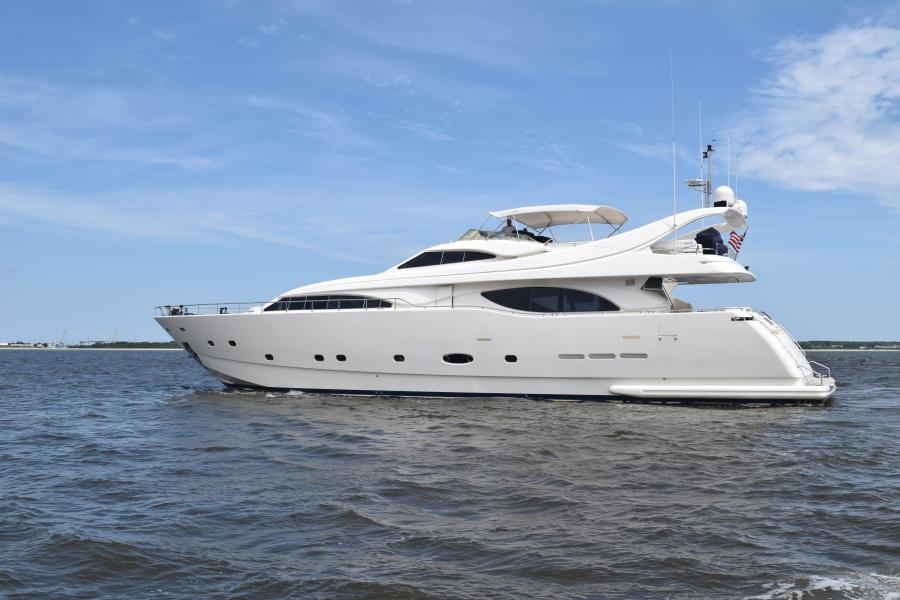 Photo of 94' Ferretti Yachts 94 Flybridge 2003