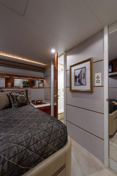 Mid Port Guest Stateroom