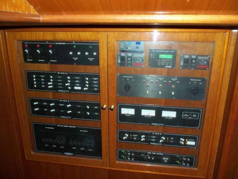 Crew Electrical Panel