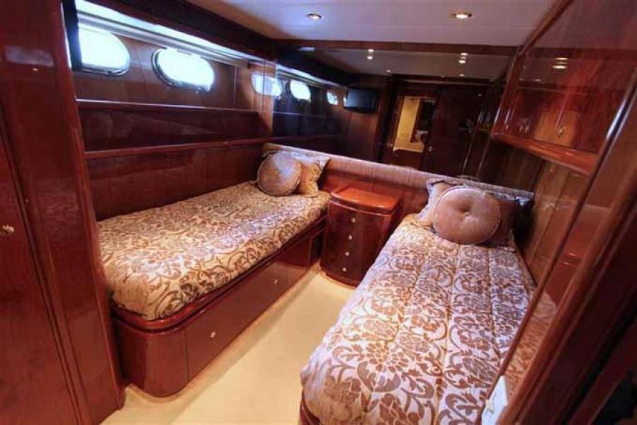 Starboard Guest Cabin