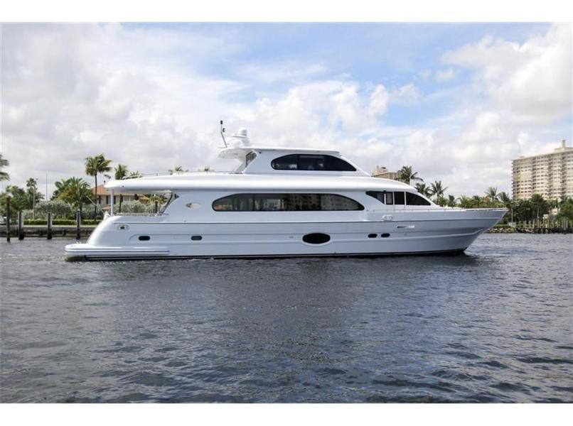 Tarrab-Tri Deck MY 2012-TARRAB 91 Fort Lauderdale-Florida-United States-Profile-1058081-featured