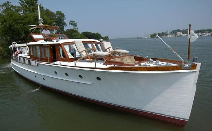 photo of 53' Elco Motor Yacht 1937