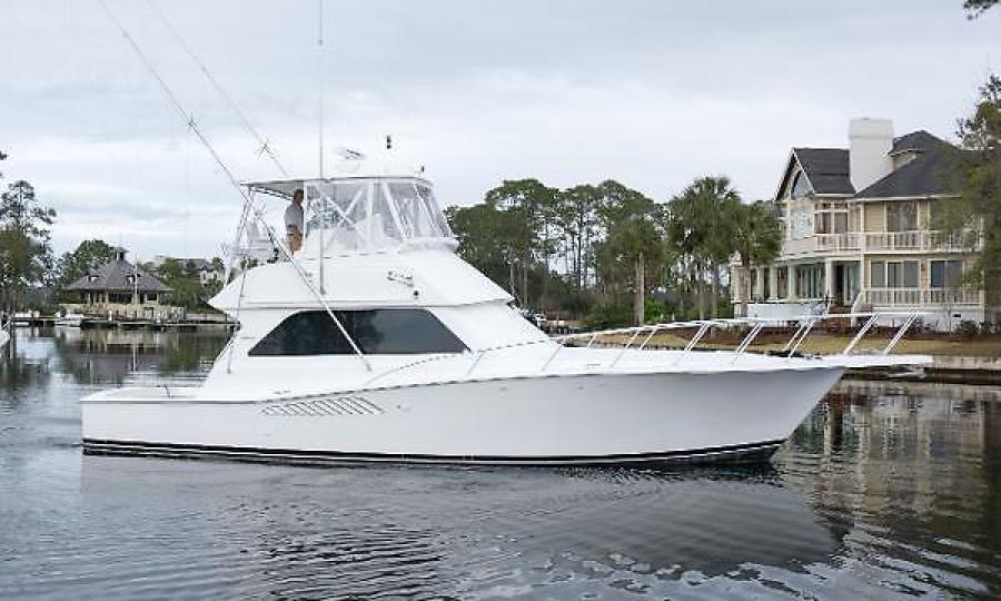 Viking-43 Convertible 2001-Miss Christanna Hilton Head-South Carolina-United States-1.jpg-232263-featured