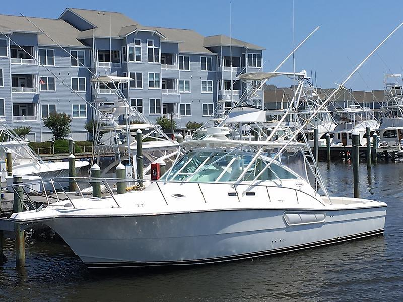 Photo of 38' Rampage 38 Express 2004