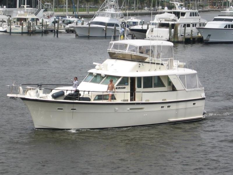photo of 53' Hatteras 53 Motor Yacht 1979