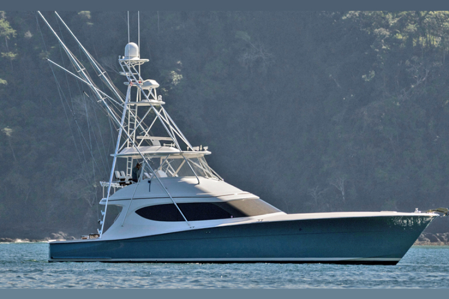 photo of 63' Hatteras 63 GT 2015