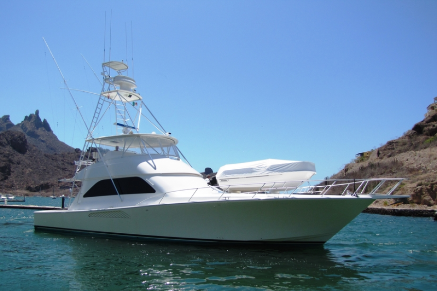 photo of 64' Viking 64 Convertible 2007