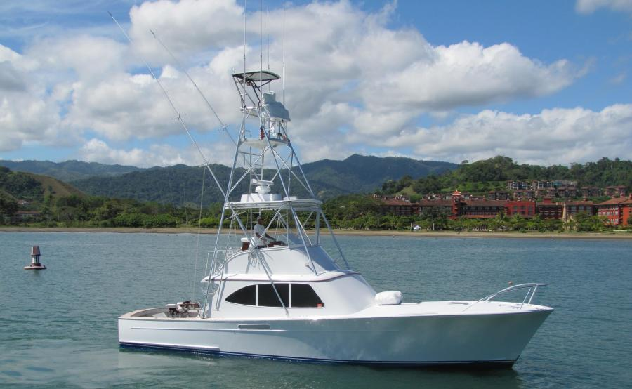 2002 Gamefisherman 42 Convertible Yacht For Sale Specs Photos Chat