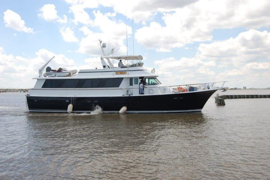Photo of 72' Hatteras 72 Motor Yacht 1985