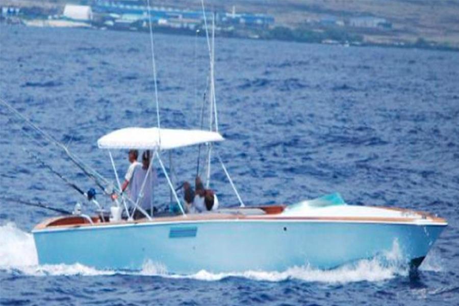Rybovich Custom Boat 1979 Ha'aviti