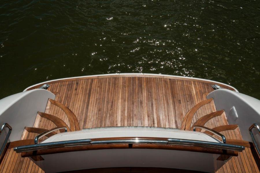 2015 Maiora 84 Motor Yacht Swim Platform Never Rest