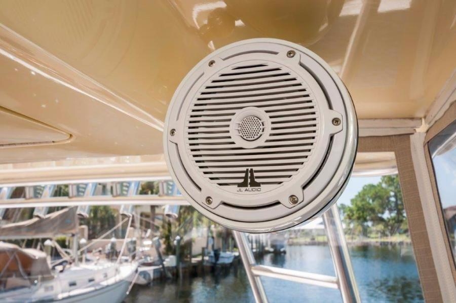2008 45' Cabo Express Sea J's Passion Speaker
