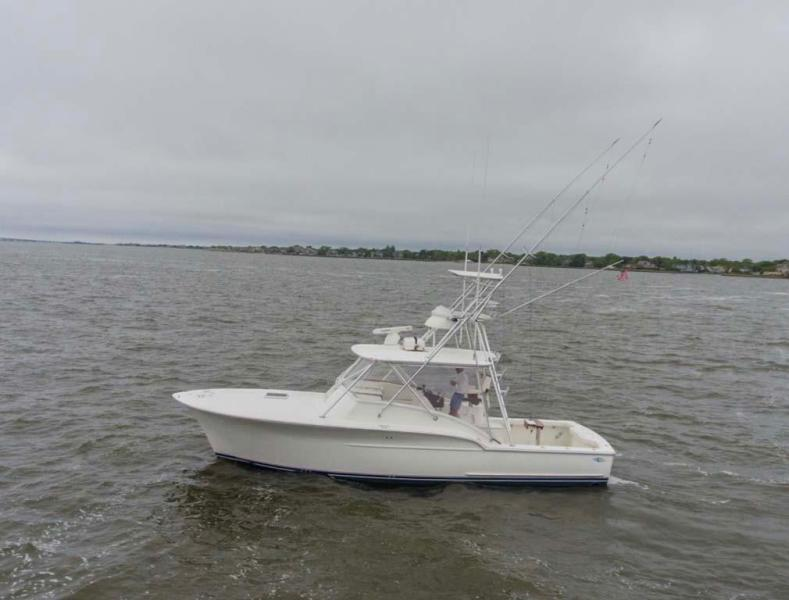 Photo of 36' Jersey Cape Devil 36 Express Custom Carolina 2010