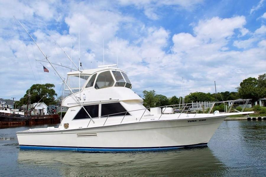 Photo of 44' Henriques 44 Sportfish 1989