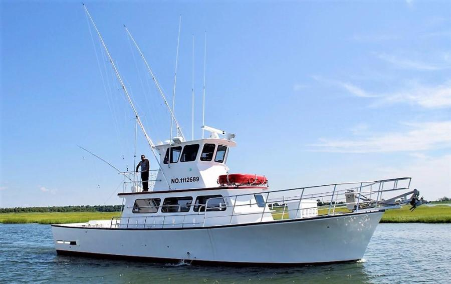 Photo of 50' Custom Carman 50 Seaflex Walkaround 2001