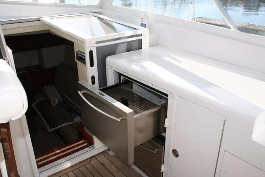 Deck Refrigerator