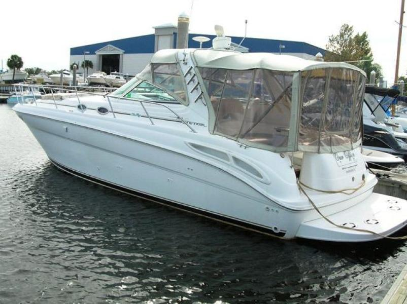 photo of 38' Sea Ray Sundancer 2000
