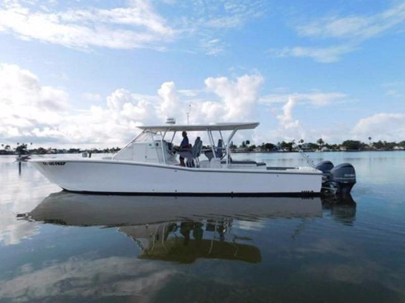 Millennia-Catamaran Center Console S/F 2009 -Madeira Beach-Florida-United States-Profile-925385-featured