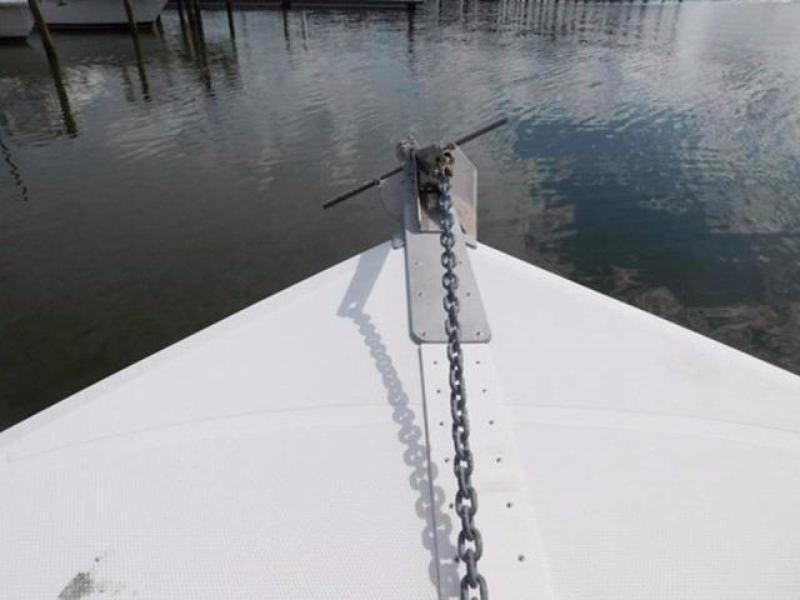 Bow Roller & Anchor