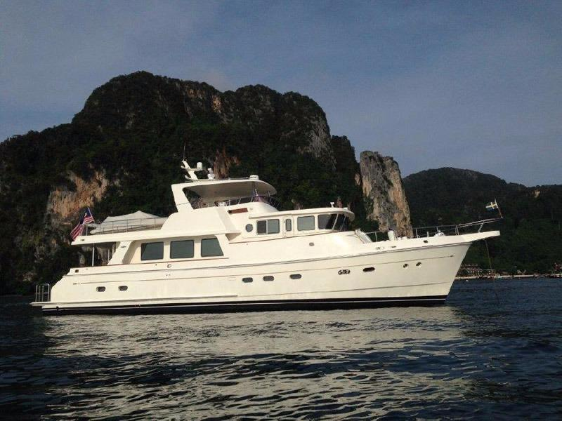 Photo of 73' Selene 66 Flybridge 2009