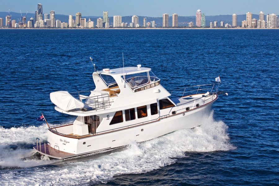 photo of 52' Clipper Motor Yachts Cordova 52 2011