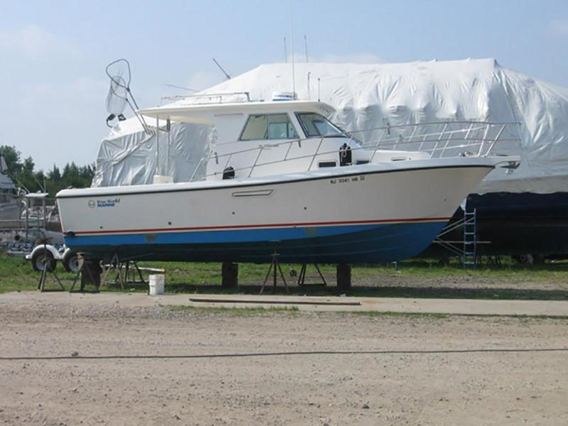 Photo of 34' True World Marine Offshore Walkaround 2007