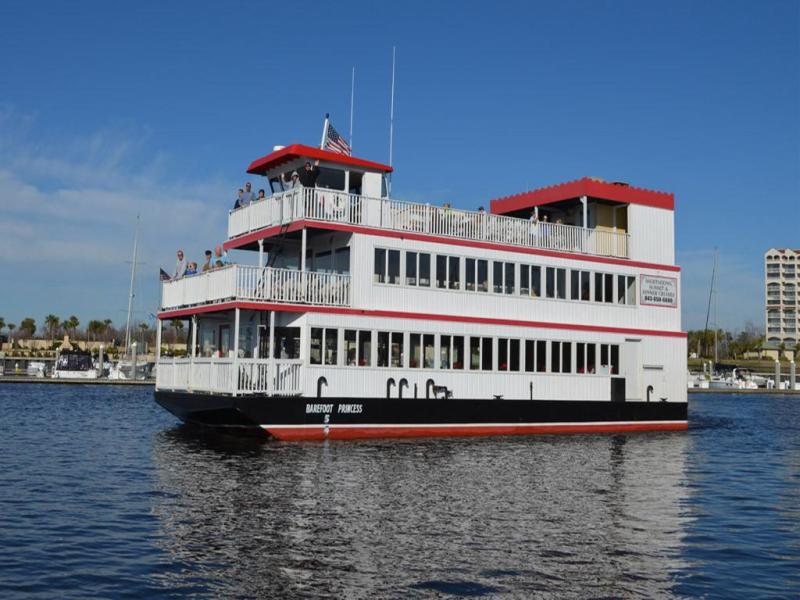 Photo of 64' Custom Triple Deck Dinner River Boat 1996