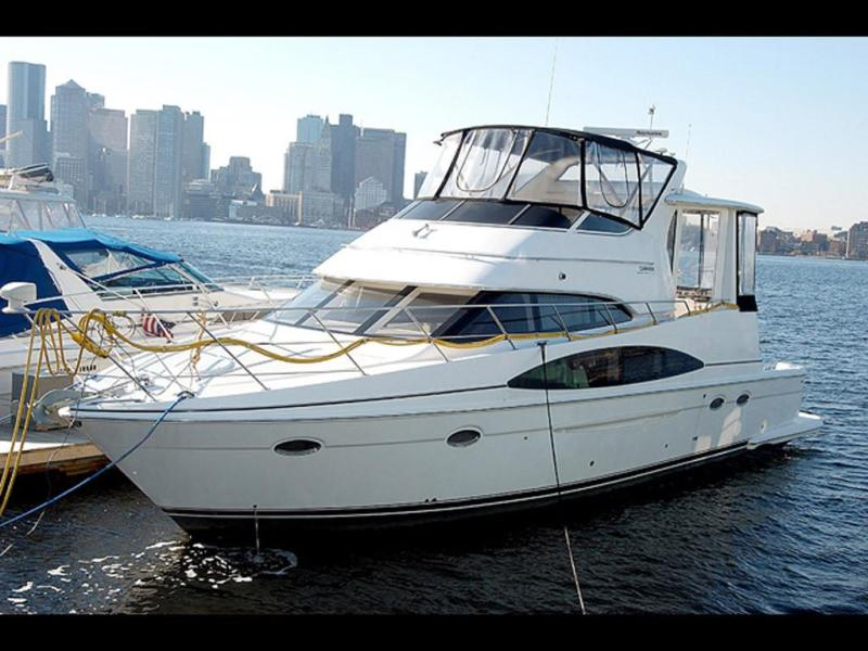photo of 44' Carver 444 Cockpit Motor Yacht 2001