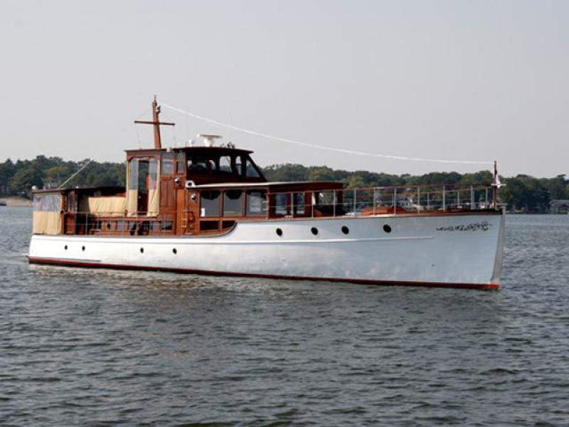 Photo of 75' Custom 75 Commuter Yacht 1928