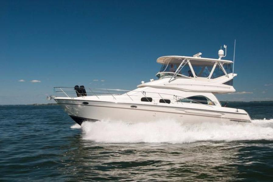 Photo of 46' Maxum 4600 SCB 1999