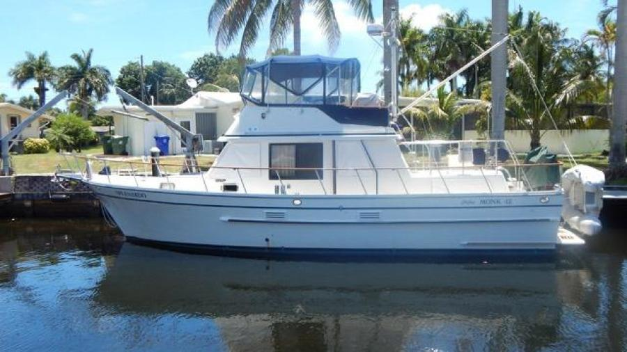 Photo of 42' Monk Classic 1988