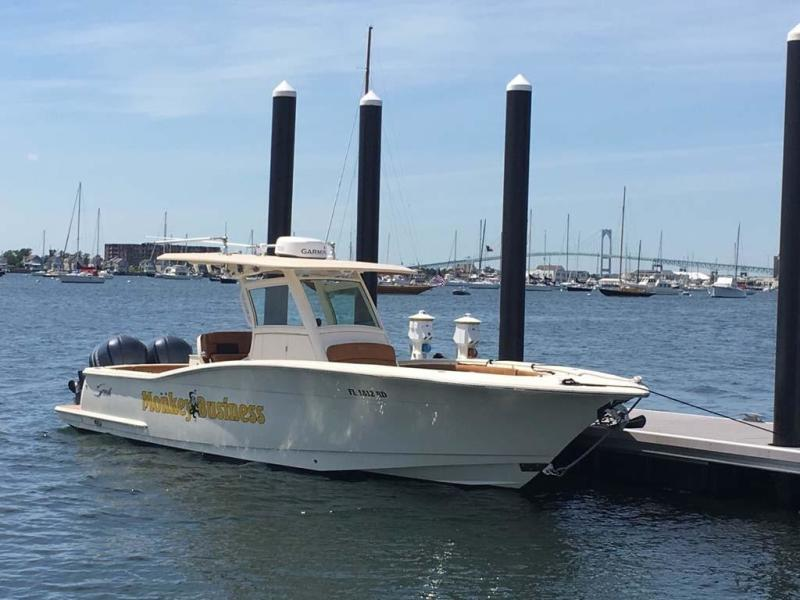 Photo of 32' Scout 320 LXF 2016