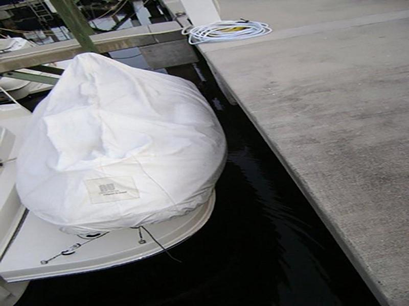 Dinghy and Lift