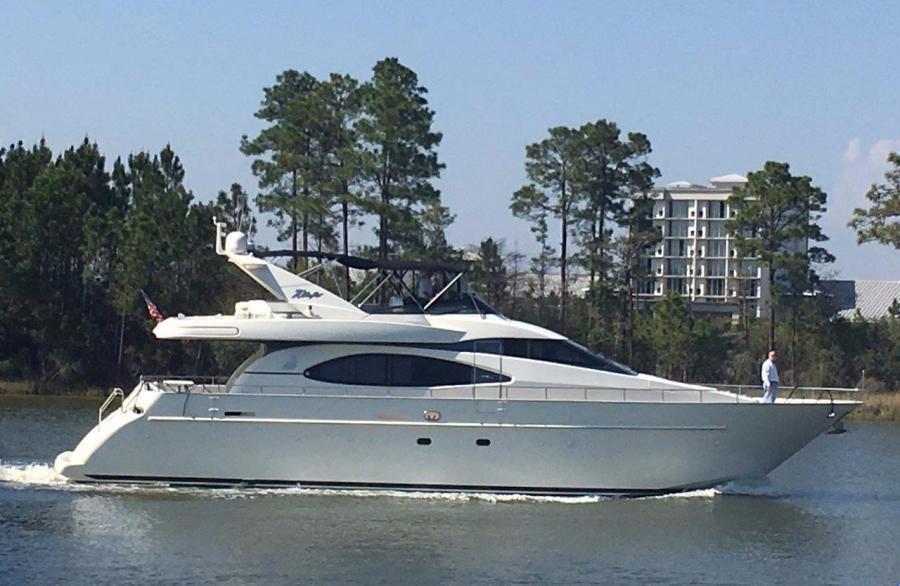 Photo of 70' Azimut Sea Jet 2000