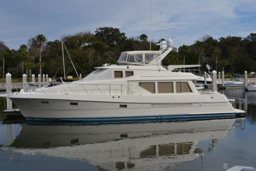 Photo of 57' McKinna Raised Pilothouse 1999