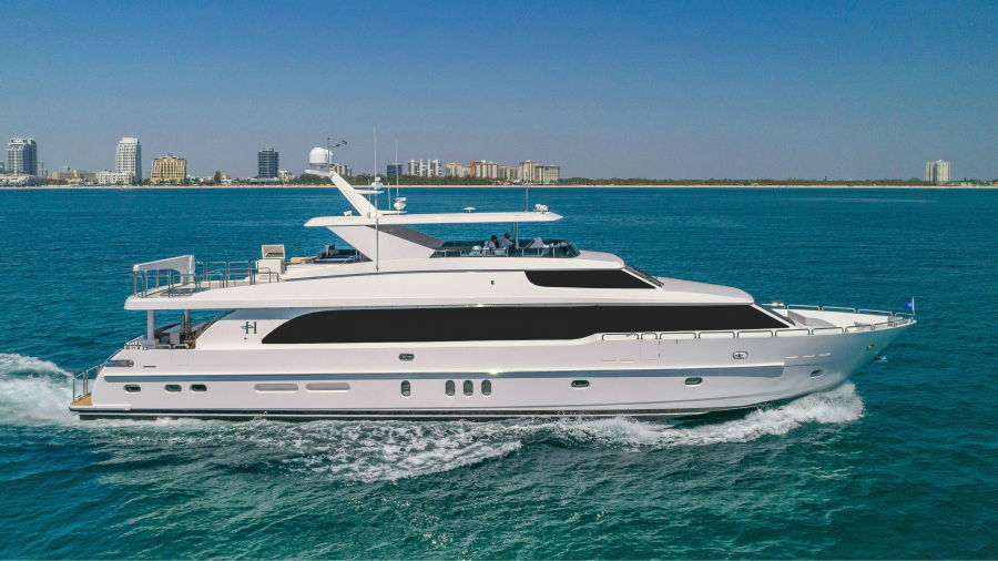 Hargrave-Motoryacht 2018-MB3 Fort Lauderdale-Florida-United States-422732-featured