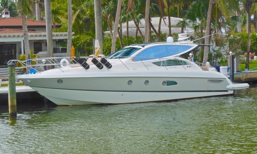 Cranchi-43 HT Hard Top 2011 -Miami-Florida-United States-998852-featured