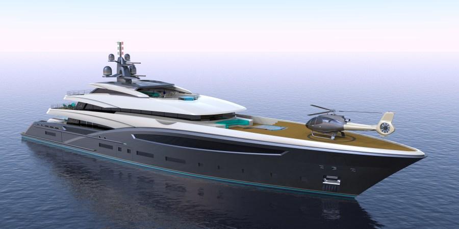 246' 2023 Custom Motor Yacht